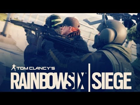 Rainbow Six Siege | Opening  Alpha Packs and Back ice Reveal
