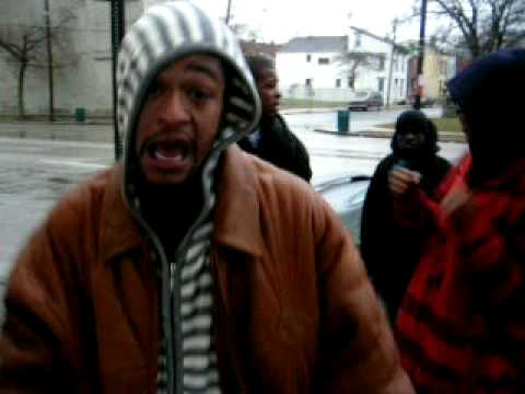 """Chipz Outside On Chocha Block 558 Spittin Fire Fire Fire Song """"C Me At Anything"""""""