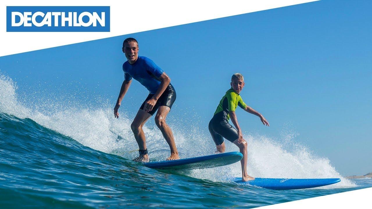 cab39aea2 Come montare il Leash surf 7  Olaian