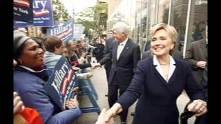 The Hillary Clinton Inteview Happens with John Beaudoin via Current TV