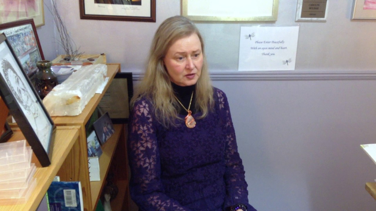 Empaths I Psychic Medium Carolyn Molnar