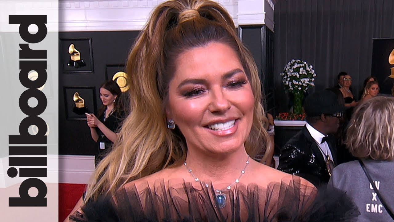 Shania Twain Reacts to Halsey's 'You Should Be Sad' Music Video Using Her Iconic Looks | Grammys
