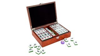 Deluxe Mah Jong Set [PH3166]