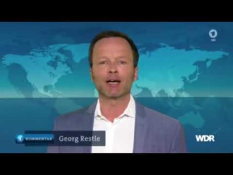 Wer ist hier der eigentliche Terrorist? Georg Restle, WDR, kommentiert Erdogans Rolle als Kritiker