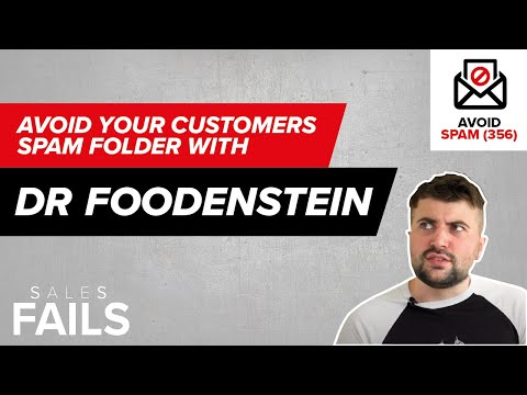 Sales Fails -  Dr Foodenstein