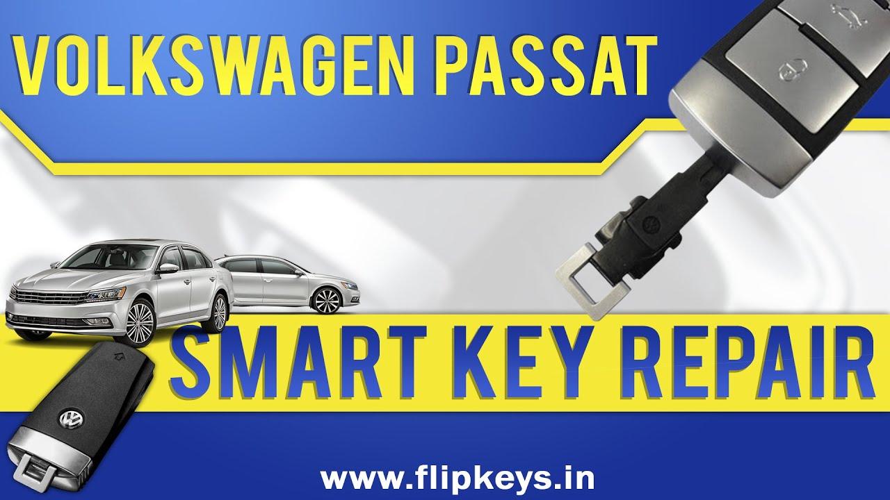 Volkswagen Passat Smart Key Repair