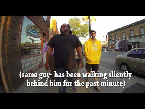 10 Hours of Walking in Minneapolis as a Man Giving Compliments