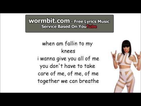 Jessie J - Breathe (LYRICS)