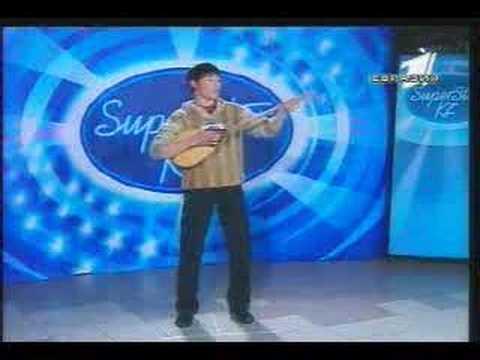 Kazakh Pop Idol Funny