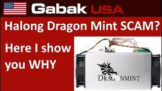is Halong mining Dragon Mint a SCAM?