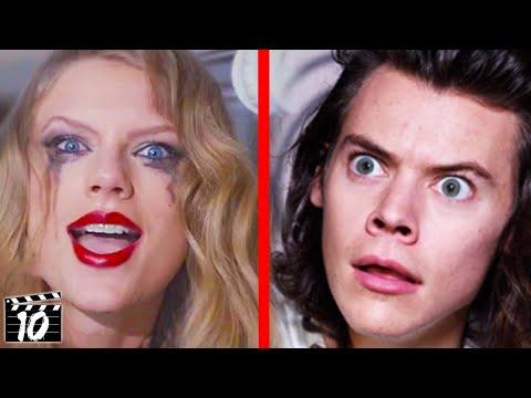 Top 10 Worst Celebrity Publicity Stunts