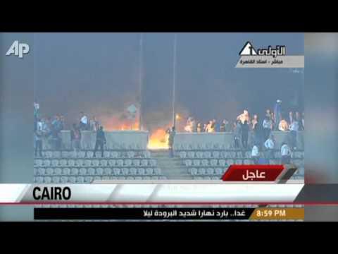 Egypt Shaken After Deadly Soccer Riot