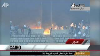 Video Egypt Shaken After Deadly Soccer Riot download MP3, 3GP, MP4, WEBM, AVI, FLV Desember 2017