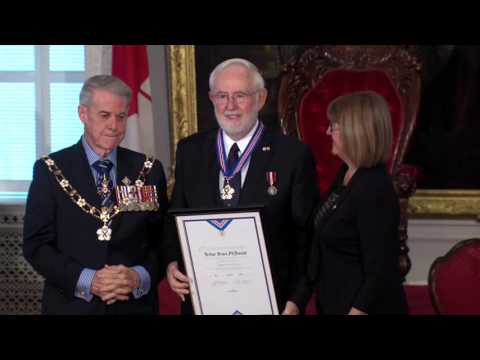 2016 Order of Nova Scotia Ceremony