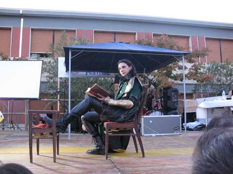 Games&Comics School 2014 - Loki