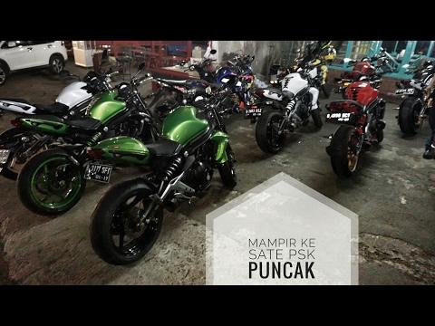 Night Riding - Kawasaki ER6 Jakarta ke Puncak #motovlog