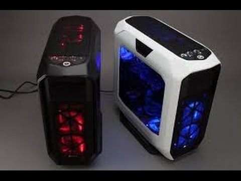 The stunning graphite series 780t full-tower pc case can satisfy the most hardcore computer gamer or overclocker with ample room for nine drives and nearly.