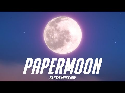 【MAD】Papermoon: Overwatch |AMV| Soul Eater Anime Intro Parody