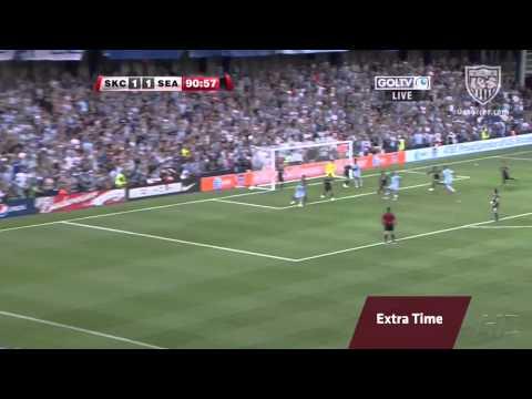 2012 Lamar Hunt U.S. Open Cup Final: Highlights - Aug. 8, 2012