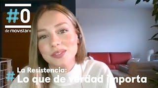 LA RESISTENCIA - Entrevista a Ester Expósito | #LaResistencia 15.04.2020