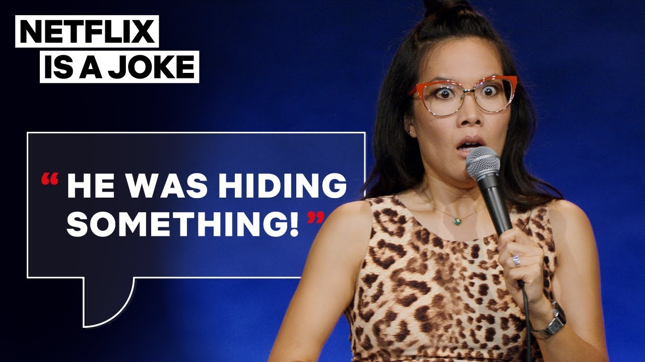Download Ali Wong Remembers Her First Micropenis Encounter   Netflix Is A Joke