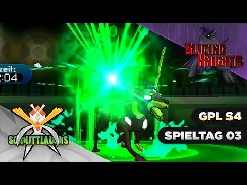 GPL [S4] - Spieltag 03 - vs. Slicing Knights: Discofieber!