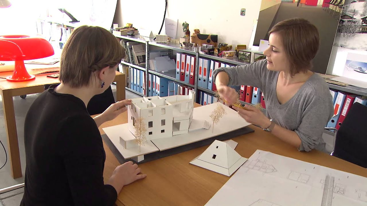 zeichner efz architektur - youtube, Innenarchitektur ideen