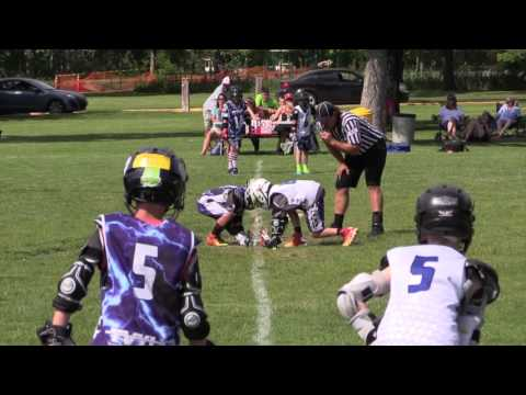 U11 Warriors Lacrosse Championship Game
