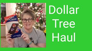 Dollar Tree Haul 12/3/19