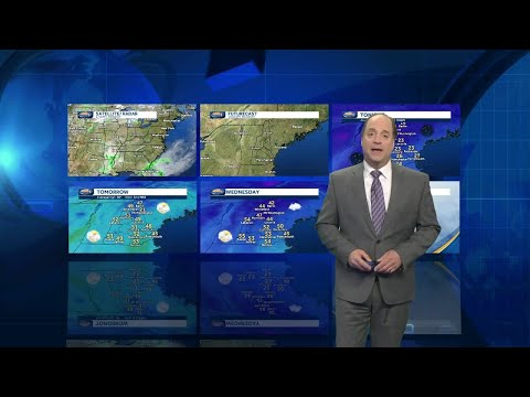 Watch: Storm this week could bring rain, wet snow