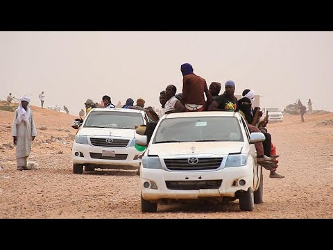 Niger grapples with migration and its porous borders