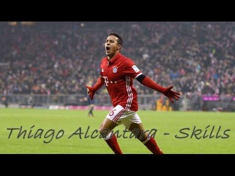 Thiago Alcantara - Skills (Star Player)