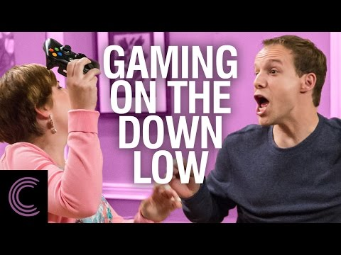 Gaming On The Down Low