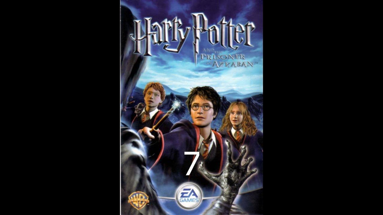 Гарри Поттер и Узник Азкабана Прохождение Часть 7 - YouTube