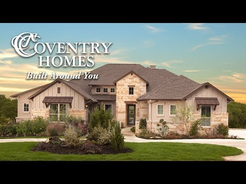 Coventry Homes | New Home Builder In Texas