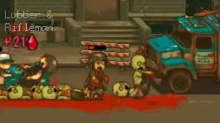 Dead Ahead Zombie Warfare Deaths/Todas las Muertes de unidades y saqueadores