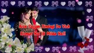 ❤★Rishte_Sheera Jasvir❤★Awesome Punjabi Love Song (My Fav)