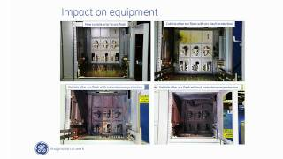 Arc Flash and the GE Arc Vault™ Protection System