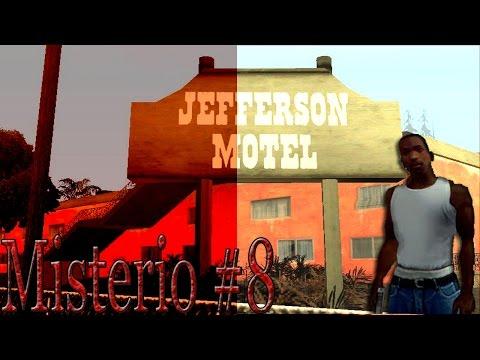 Misterios Del GTA San Andreas (No Mods) - 8# Cadaveres En Motel Jefferson
