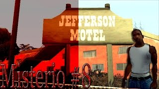 Misterios Del GTA San Andreas (No Mods) - 8# Cadaveres En Motel Jefferson