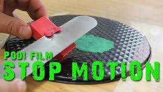 Stop Motion 2014 [HD] PODI Style : wood putty [Hd]