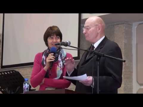 Brother Ewald Frank in Bulgaria - The Church and the End time