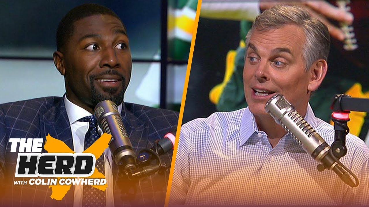 Greg Jennings on details emerging about Aaron Rodgers-Mike McCarthy relationship | NFL | THE HERD