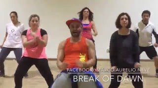 Nelson Freitas - Break of dawn ft. Richie Campbell  coreografia