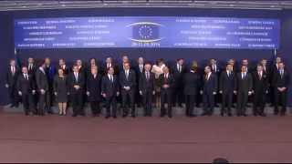 The European Council in 2013