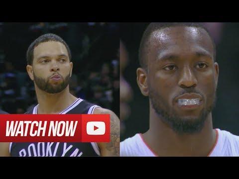 2014.03.26 - Kemba Walker vs Deron Williams Full Battle Highlights - Bobcats vs Nets