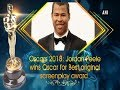 Oscars 2018: Jordan Peele wins Oscar for Best original screenplay award - Hollywood News