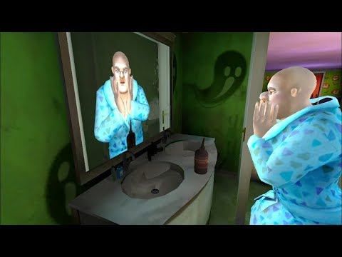 Scary Teacher 3D Halloween   Android Gameplay #3