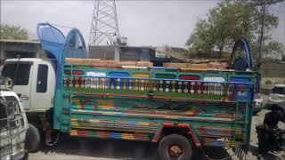 Khuzdar Of Balochistan Tour With Daewoo Bus