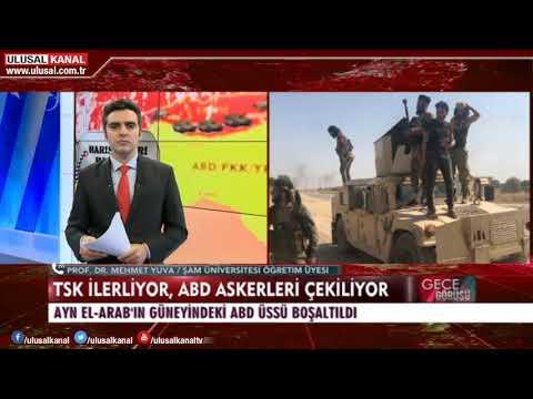 Suriye ordusu Menbiç'te PKK'ya karşı harekete geçti